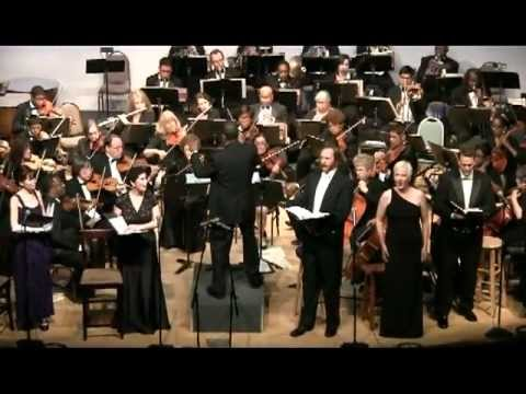 Act 2 Finale Die Fledermaus (Strauss)  Los Angeles Metropoli