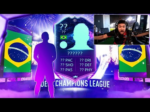 OMG I PACKED A RTTF!! ROAD TO THE FINAL IN A PACK!! FIFA 20