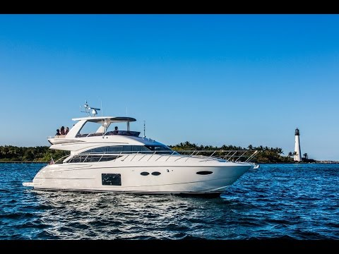 Princess 56 | Flybridge motor yacht