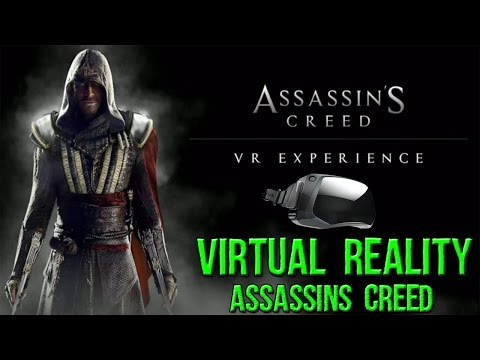 Assassin's Creed In Virtual Reality?