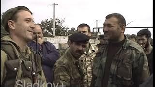 Разоружение чеченских ополченцев 2001 год
