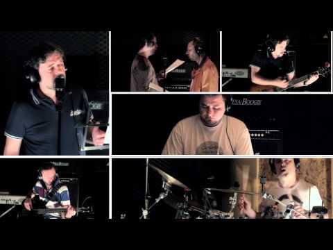 ZONA - Riding - (Recording session video at President studio,Sofia)