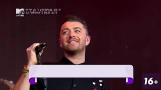 Sam Smith - I'm not the Only one LIVE FULL HD