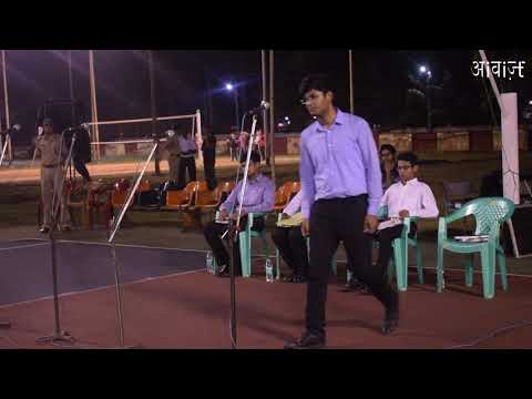 SOAPBOX || Akash Bhardwaj || Candidate General Secretary Sports & Games || 2018-2019