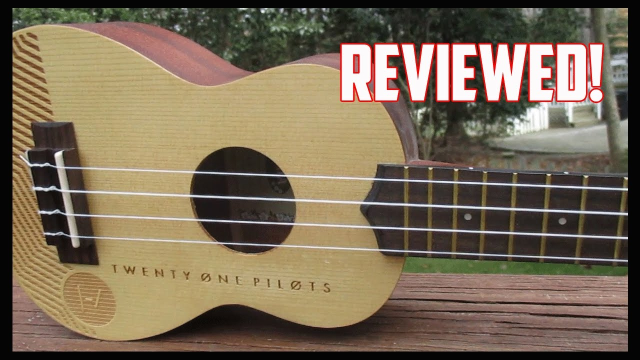 Goede Twenty One Pilots UKULELE review!! - YouTube FP-87