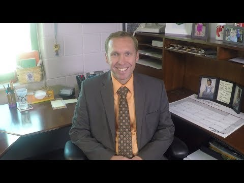 Meet the Principal of Centreville Elementary School