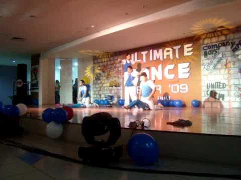 ultimate dance fever champion 2009