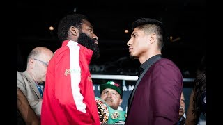 Broner vs. Garcia: Final Press Conference |  July 29 on SHOWTIME thumbnail