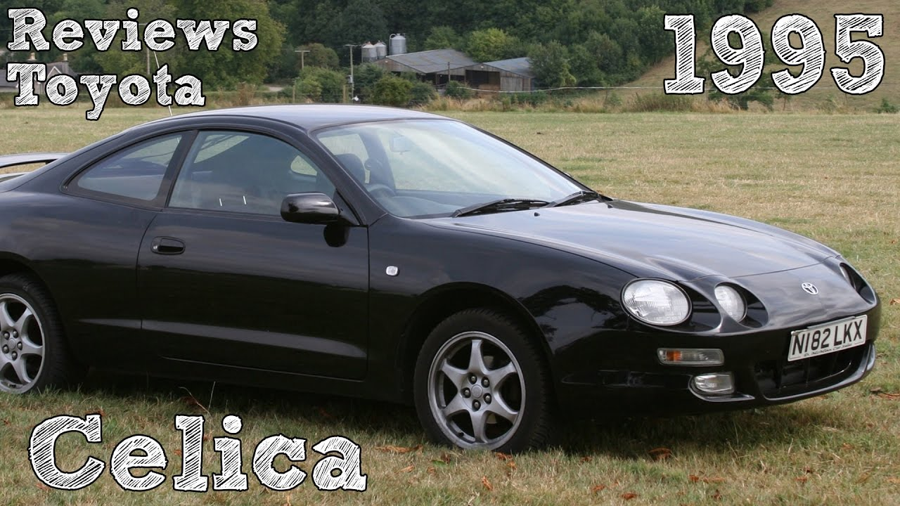 reviews toyota celica 1995 youtube. Black Bedroom Furniture Sets. Home Design Ideas