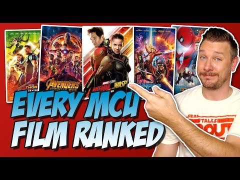 Every MCU Film Ranked!