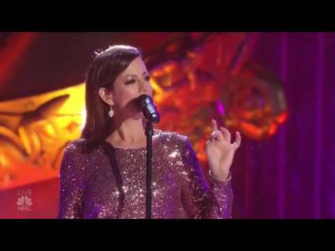 Sarah McLachlan - Winter Wonderland (live Christmas at Rockefeller, 30 Nov 2016)