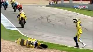 Not giving in MotoGP 2013 best moments MotoPocius