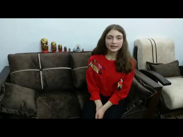 Изображение предпросмотра прочтения – ЛейлаСархан читает произведение «Шаганэ ты моя, Шаганэ…» С.А.Есенина