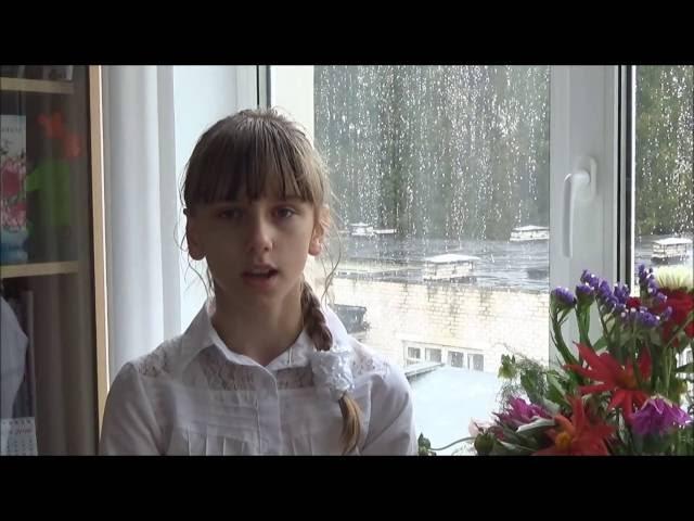Изображение предпросмотра прочтения – ОльгаВасильева читает произведение «Родина» И.А.Бунина