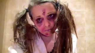 Dead Little Girl Makeup Tutorial