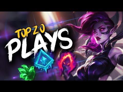 LoL Top 20 Plays Week #37 | League of Legends thumbnail