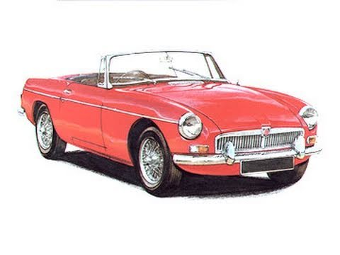 Classic Cars Mga Vs Mgb