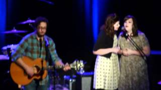 "Amos Lee LIVE :Clear Blue Eyes"" with The Secret Sisters Boston"