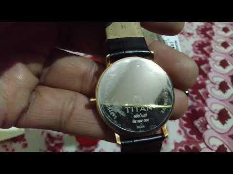 Nebula - Titan Watches In India | Anuja #trending