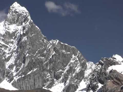 Cerro Yerupajá e Siula Grande-Huayuasch-Peru