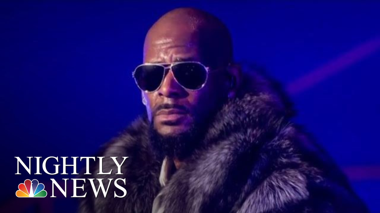 Sony Parts Ways With R. Kelly