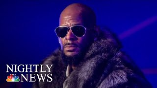 Sony Parts Ways With R. Kelly | NBC Nightly News