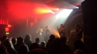 Cytota - Generation Scared LIVE @ Manchester Academy 2 - 23.11.2014