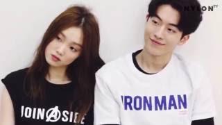 Nam Joo Hyuk & Lee Sung Kyung - Nylon 'You And Me'
