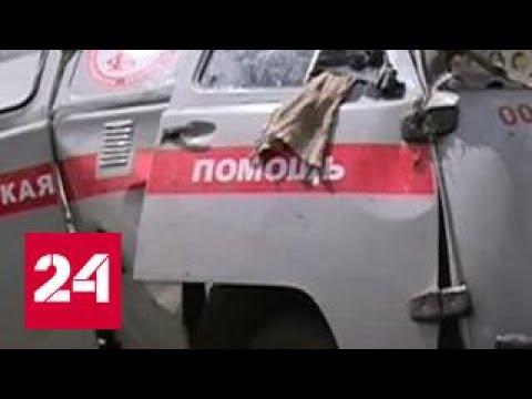 Под Челябинском виновник ДТП сломал ногу и сбежал с места аварии