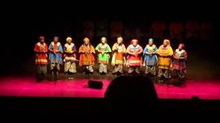 """SOWETO GOSPEL CHOIR """"Thula Mama"""" Melbourne Australia 2011"""