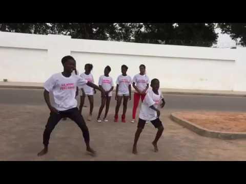As Mini João Gomes Um dos Melhores Grupo de Dança Em Luanda