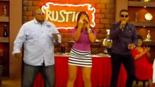 """DLG en PERÚ """"QUIERO DECIRTE QUE TE AMO"""" Programa Risas y Salsa de Panamericana Televisión"""