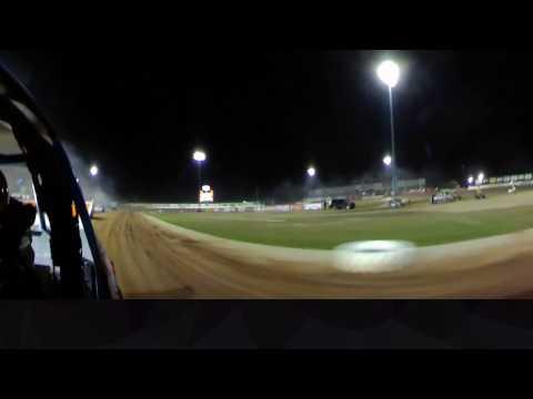 Kenny Carrol 360 Big Buck 50 at Lucas Oil Speedway