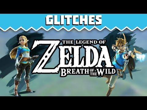 The Legend of Zelda: Breath of the Wild Glitches - Game Breakers