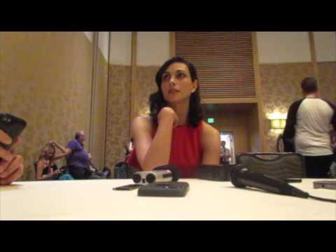 Morena Baccarin - Gotham Interview