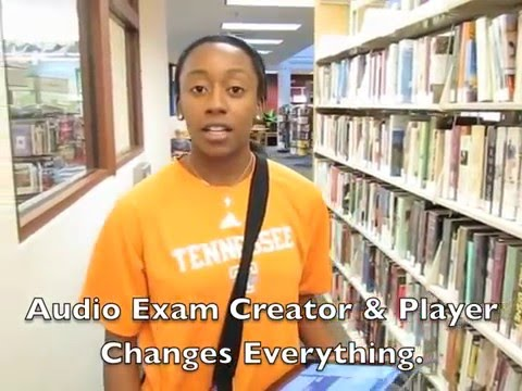 Read Aloud Testing with Audio Exams