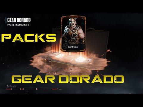 Gears Of War 4 (GOW4) PC   Packs Gear Dorado Y URI   Multiplayer    1080p 60fps