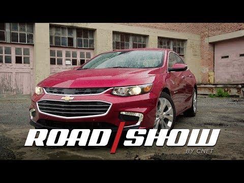 2017 Chevy Malibu: A standout sedan in an age of SUVs
