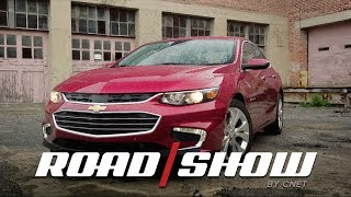 2017 Chevy Malibu: A standout sedan in an age of SUVs