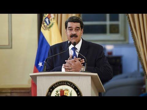 Venezuelan President Rejects EU-backed Document As Biased