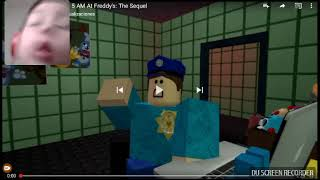 a faction video of fnaf but it's from ROBLOX