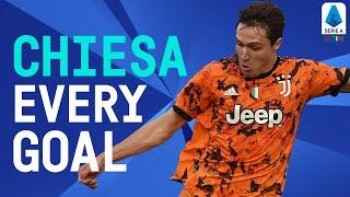 EVERY Federico Chiesa Goal This Season!   Top Scorers 2020/21