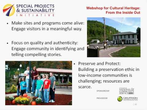 Webshop for Cultural Heritage: From the Inside Out