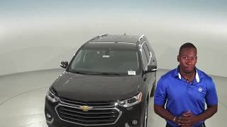 182703 - New, 2018, Chevrolet Traverse, SUV, Test Drive, Review, For Sale -