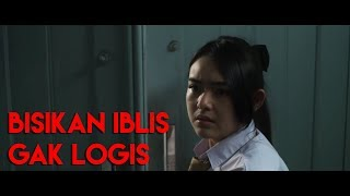 REVIEW FILM BISIKAN IBLIS (2018) GA LOGIS!!! #NGOBROLFILM