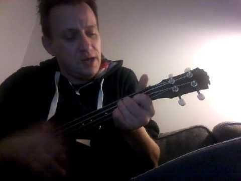 Wieża Radości Wieża Samotności - Sztywny pal azji - zagrane na ukulele
