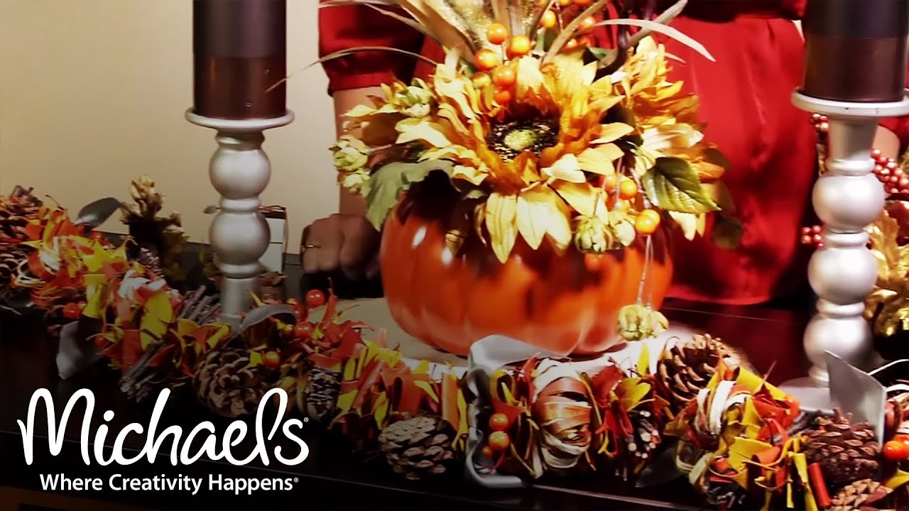 Refresh your decor for fall fall decor michaels youtube for Michaels craft store close to me