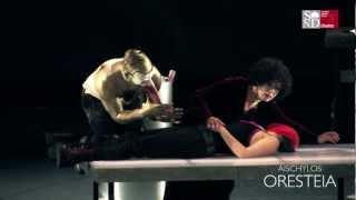 Oresteia - TV spot