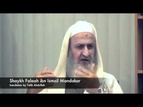 "Shaykh Falaah Ibn Ismail Mandakar Speaks About Overusing The Statement ""in'shaa'Allah"""