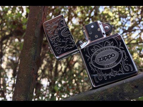 New Zippo - Zippo American Classic (24751)